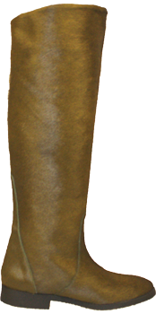 Gruene Fellboots - Boots Auckland by Petruska